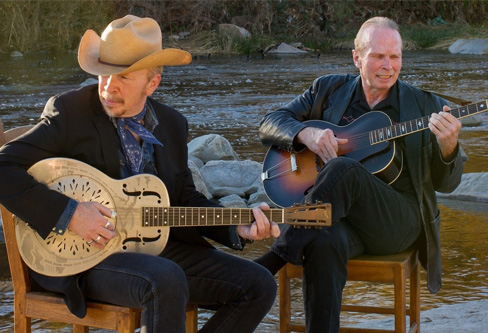 Dave Alvin & Phil Alvin w/ The Guilty Ones